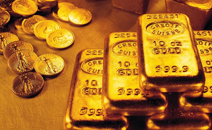 investera i guldtackor och mynt