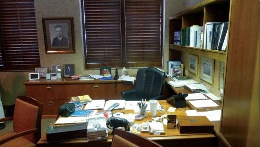 Warren Buffetts kontor