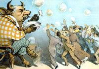 Aktier och bubblor på börsen