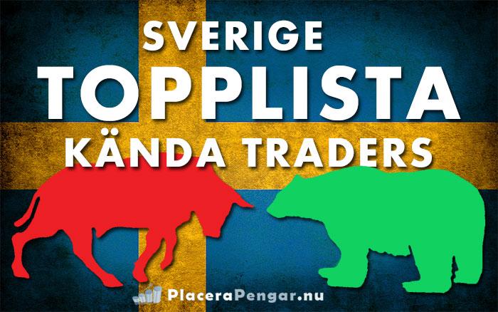 Trader topplista sverige trading