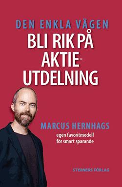Marcus Hernhag bok om aktieutdelning