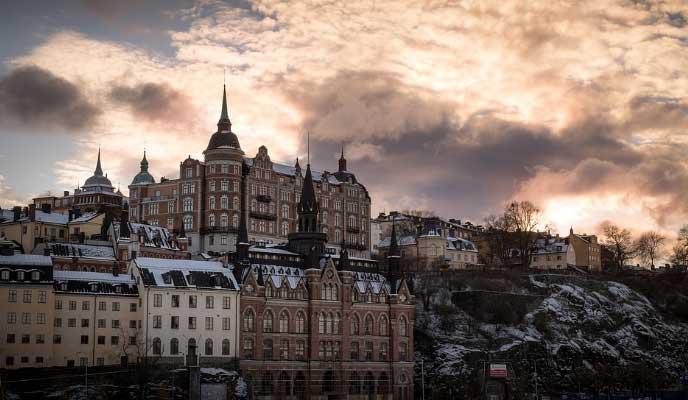Stockholms bostadspriser rusar
