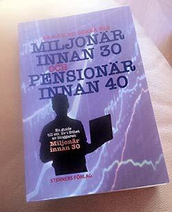 Miljonär innan 30 bok