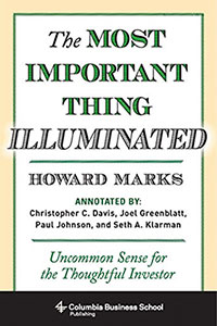 Bok: The most important thing av Howard Marks