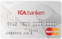 ICA kreditkort plus