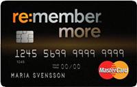 Re:member more kreditkort