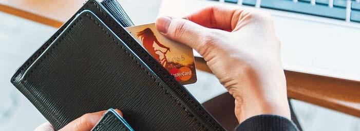 Fördelar och nackdelar med kreditkort
