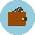 Välja kreditkort