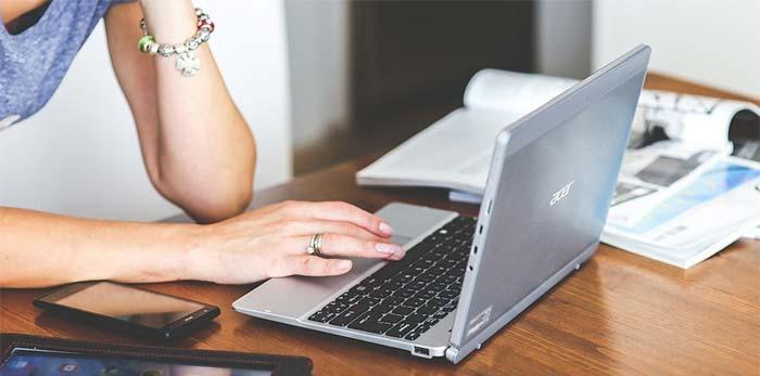 Arbeta med Fortnox bokföringsprogram