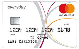 Everyday kreditkort