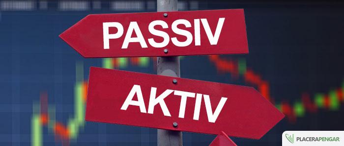 Passiv indexfond eller aktiv förvaltning